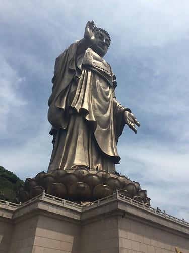 Mt. Lingshan Grand Buddha Scenic Area