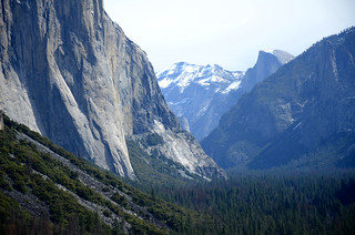 Yosemite Valley, Zoomed