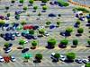 ¿Dónde estacioné el automóvil? (FOTOS PARA PASAR EL RATO) Tags: méxico cdmx transeúntes estacionamiento automóviles calles