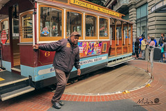 San Francisco - 1 (Mukis_trip) Tags: cable car california eeuu sanfrancisco