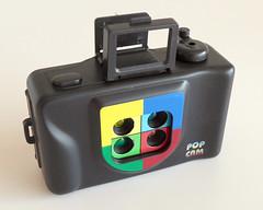 POP CAM (pho-Tony) Tags: photosofcameras toycameras popcam actiontracker quadcam action sampler actionsampler lomo lomography warhol colours colors leefilters colour gel color colourgel colorgel ishootfilm filmisnotdead supersampler popart