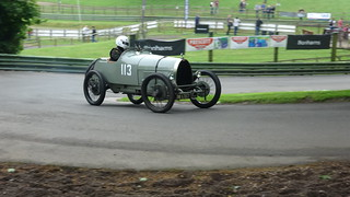 1925 Bugatti T30 (John Huntley) at Pardon Hairpin
