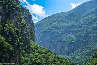 Sumidero Canyon / Каньон Сумидеро