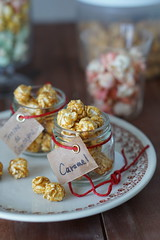 caramel popcorn (nearbyescape) Tags: sweets delicious tabletop table afternoon treat food styling tasty dessert happy bokeh sony alpha yum