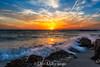Florida Gold (DonMiller_ToGo) Tags: beachlife sunsetmadness sunsets nature goldenhour florida caspersenbeach waves seascapes rocks onawalk longexposure sky sunsetsniper slowwater d810 beachphotography outdoors