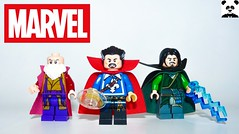 Strange-r Things (Random_Panda) Tags: marvel lego figs fig figures figure minifigs minifig minifigures minifigure purist purists character characters comics superhero superheroes hero heroes super comic book books films film movie movies tv show shows television avengers avenger mcu assemble infinity war doctor strange karl mordo the ancient one wong sanctum sanctorum