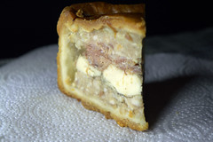 Ham, Chicken & Stuffing Pie (Tony Worrall) Tags: add tag ©2018tonyworrall images photos photograff things uk england food foodie grub eat eaten taste tasty cook cooked iatethis foodporn foodpictures picturesoffood dish dishes menu plate plated made ingrediants nice flavour foodophile x yummy make tasted meal nutritional freshtaste foodstuff cuisine nourishment nutriments provisions ration refreshment store sustenance fare foodstuffs meals snacks bites chow cookery diet eatable fodder ham chicken stuffing pie bake slice
