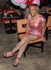 A Leggy Lady! (kaceycd) Tags: crossdress tg tgirl lycra spandex minidress platino cleancut pantyhose pumps peeptoepumps opentoepumps anklestrappumps highheels stilettoheels sexypumps stilettos s