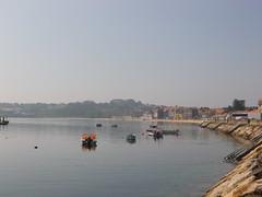 Puerto de pobra do caramiñal Coruña-España (4) (Los colores del Barbanza) Tags: puerto embarcaciones mar azul darsena pobra do caramiñal barbanza coruña galicia españa spain
