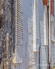 Wall Textures (augphoto) Tags: augphotoimagery abandoned building decay exterior old structure texture weathered williamson westvirginia unitedstates