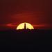 Sonnenuntergang am Grossen Feldberg