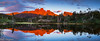 Pool of Memories Reflection (fotoscape2009) Tags: tasmania australia dawntoduskphotography sunset poolofmemories reflection