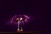Purple Water Drop Splash (KellarW) Tags: water droplet splash first purplewaterdropwaterdroplet drop