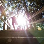 Running Tahko stairway thumbnail