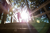 Running Tahko stairway (VisitLakeland) Tags: tahko steps stairway nature siluethe tree forest sport run running exercise finland juoksu suosta portaat metsä luonto puu