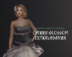 Coming Soon to Dazzle - Cherry Blossom Extravaganza (Francesca Balogh) Tags: sassitude dazzle monso arte alaskametro3 moondanceboutique lelutka