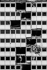 CBS (andre.m(eye)r.vitali) Tags: denhaag outdoors architecture fuji fujifilm brutalism voorburg zuidholland netherlands nl beton bnw facade mathematics monochrome brutalistcharm brutalarchitecture brutalist buidlgin sosbrutalism blackandwhite concrete statistics dutch