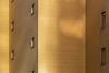 Calgary Brick Sunset (josullivan.59) Tags: alberta calgary canada canon6d abstract architecture artistic availablelight building detail downtown goldenhour nicelight telephoto wall window yellow wallpaper 3exp evening texture outside sunsetlight day geometric lightanddark clear minimalism