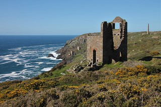 Cornwall: Tin Miner's Region