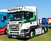 Jas P Wilson Scania R520 V888JPW Peterborough Truckfest 2018 (davidseall) Tags: jas p wilson scania vabis r520 v8 v888jpw v888 jpw truck lorry tractor unit artic large heavy goods vehicle lgv hgv peterborough truckfest show may 2018