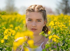 2018 Emilie's Confirmation (jeanseier) Tags: raps yellow gul flowers blomster 2018 2470mmf28 emilie konfirmation
