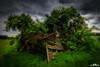 maybe from a fairy tale (picsandarts) Tags: 80d hut deutschland nordhessen landschaft himmel germany mengeringhausen thunderstorm canon clouds gewitter hütte sky eos tamron wolken landscape