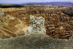 Bryce Canyon Outcrop (evanffitzer) Tags: bryce canyon geology geologic hoodoos rocks canoneos60d canon60d outcrop park amazing utah brycecanyon evanfitzer evanffitzer photography photographer vista landscape
