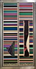 Cézanne Fragments 1 & 2 (1970-1971) - Tom Philips (1937) (pedrosimoes7) Tags: tomphilips caloustegulbenkianmuseum moderncollection lisbon portugal creativecommons cc artgalleryandmuseums