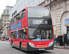 Go Ahead London General . E11 SN06BNV . Buckingham Palace Road , Victoria , London . Friday 25th-May-2018 . (AndrewHA's) Tags: victoria london bus goahead londongeneral commercial route 811 chelsea flower show non tfl alexander dennis trident adl enviro 400 e 11 sn06bnv white band
