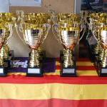 Campeonato de España de veteranos. Palma 2018