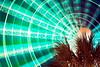 Spinning Sabal (matthewkaz) Tags: skywheel ferriswheel palm palmtree sabalpalm lights night dark tree longexposure myrtlebeach sc southcarolina 2017
