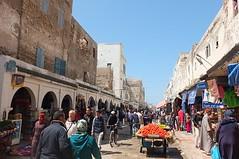 Avenue Mohammed Zerktouni, Essaouira. (crashcalloway) Tags: morocco northafrica street avenue shopping medina kasbah people essaouira