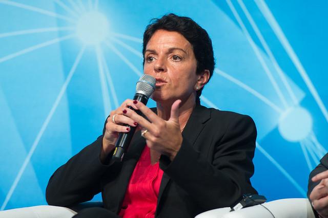 Sabrina Soussan calls for a focus on infrastructure for autonomous vehicles