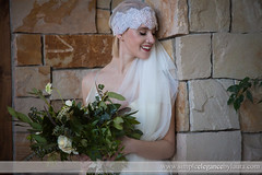 Veil and Headpiece (Laura K Bellamy) Tags: wedding weddings bridal boho bride veil bouquet