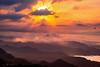 Leak thru The Shades (Jimweaver) Tags: sunset clouds cloudy purple jiufen village township mountain sea boat ship ocean taiwan oldfasioned 九份 夕陽 日落 夕照 海洋 船 山 雲 台灣 老街 懷舊 asia 亞洲 鳥 bird 飛 fly