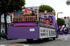 Parade in Yamato civil festival(大和市民祭りのパレード) (daigo harada(原田 大吾)) Tags: yamato civil festival event people view parade costume fashion