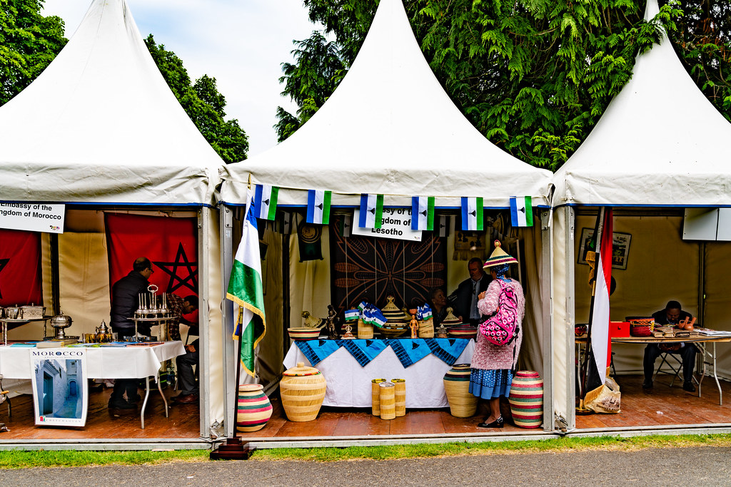 AFRICA DAY 2018 IN DUBLIN [FARMLEIGH HOUSE - PHOENIX PARK]-140537