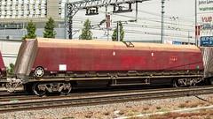 HTA 310660 (JOHN BRACE) Tags: 2001 thrall york built hta coal hopper but now been used stone traffic seen stratford english welsh scottish livery part 1038 dagenham acton train passing 1118 4 late ews