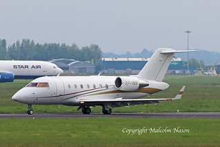 CL605 CHALLENGER T7-YES