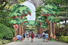 Children's Festival (chooyutshing) Tags: childrensfestival gardensbythebaybay southmarina bay singapore