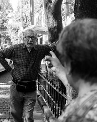 We have all been there (Frederik Trovatten) Tags: man woman blackandwhite black white blackandwhitephotography pointing couple relationship argue arguing