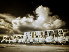 Infrared Black and White Photography (THOR1414) Tags: infrared infrarrojo urbanlandscape ir