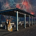 Stormy Night for Bride and Groom thumbnail