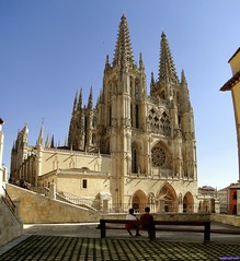 Burgos (santiagolopezpastor) Tags: cathedral catedral gótico gothic medieval middleages espagne españa spain castilla castillayleón burgos provinciadeburgos