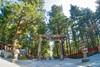 The Tori Gate at the  Nikko Shrine (nigel@hornchurch) Tags: p1000503 nikko tochigi japan