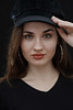 Salute (piotr_szymanek) Tags: marcelina marcelinab portrait studio hat woman milf young skinny eyesoncamera face lips longhair 1k 20f 50f 5k 10k 20k closeup