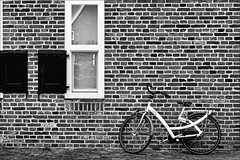 In Holland (wolfer0707) Tags: bycicle holland