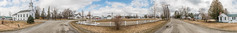 Panoramic view of Craftsbury Commons (cginart284) Tags: vermont newengland hitchcock filminglocation smalltown