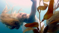 Underwater (Ocean Gypsy 69) Tags: oceangypsy69 ocean gypsy 69 beach babe body beauty bathing bikini blue water waves deerfield florida ft lauderdale pompano miami model mermaid summer sea sexy sun sand swim photo shoot sunshine love kiss kisses boca raton art concept photoshop underwater blonde