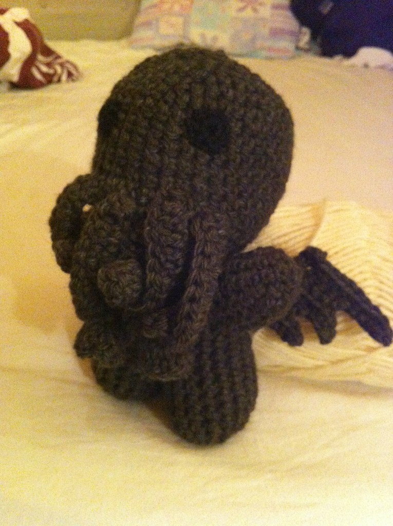 The Worlds Newest Photos Of Crochet And Cthulhu Flickr Hive Mind